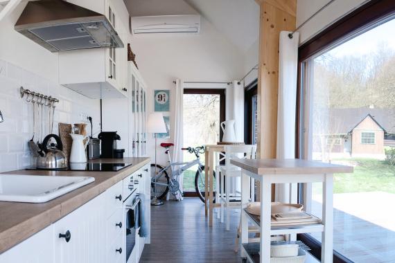 Interiérová fotografie - kuchyň
